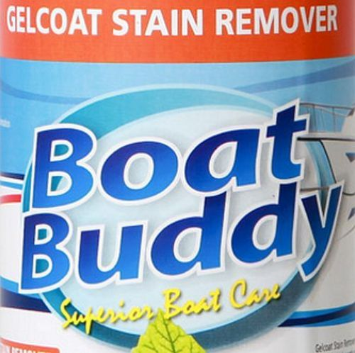 Boat Buddy Gelcoat Stain Remover - 1 Litre